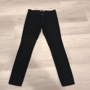 J BRAND black womens pants size 27